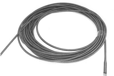 Drain Cleaning Cable Replacement C-6 3/8 in. x 35 ft. Inner Core Male Coupling