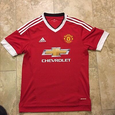 f9547132f MANCHESTER UNITED ADIDAS Originals Home soccer jersey XL -  1.00 ...