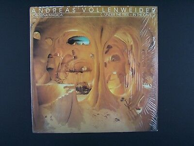 Andreas Vollenweider - Caverna Magica (...Under The Tree - In The Cave...) Vinyl