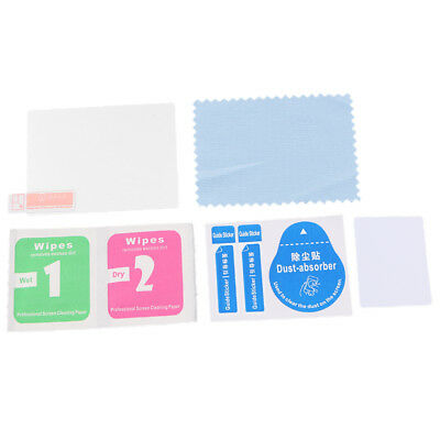 For Olympus E-PL9 Tempered Glass LCD Screen Protector Set Kit 0.33mm 9H