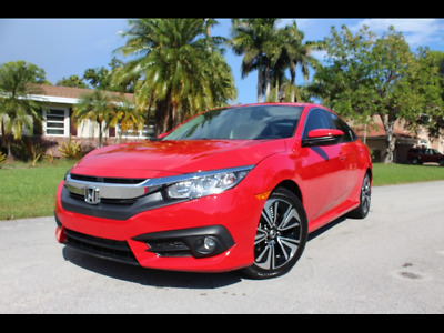 2017 Honda Civic EX-T TUNNING EX T TURBO! $22.5K NEW! 42MPG - SUNROOF -ALTIMA COROLLA CRUZE 16 18