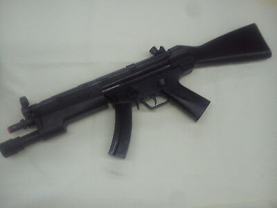Dummy Toy Gun smg swat costume party prop cosplay mp5a4 mp5 gsg9 fbi machinegun