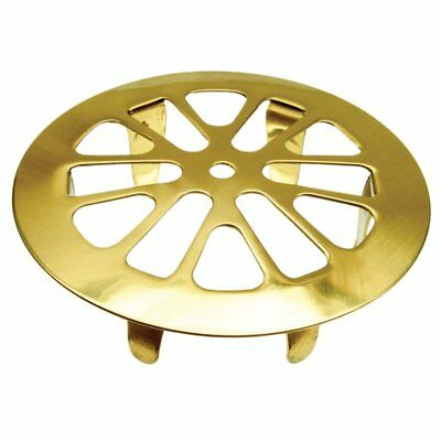 Keeney K820-56DSPB Snap-In Strainer FOR BATH DRAIN POLISHED BRASS