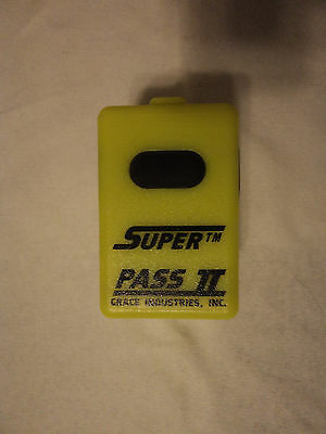 Super Pass II - Grace Industries - Personal Motion Alarm EHS Safety Lone Worker