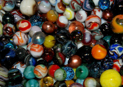 6f7b80b772c188 CHAMPION MARBLES NEW Old Stock recovered at old Champion warehouse 1 ...