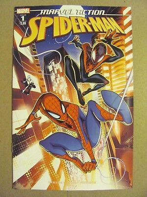 Marvel Action Spider-Man #1 Marvel IDW 2018 Series ALL AGES 9.6 Near Mint+