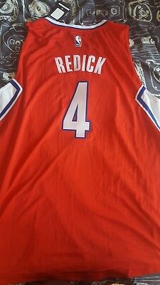 5c309680a NEW Adidas NBA LA Clippers REDICK Red Adidas Swingman Jersey Mens size XL  NWT