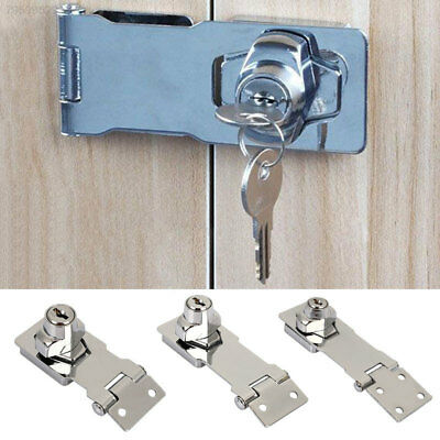 B015 Cupboard Door Lock Cabinet Lock Practical Buckles Drawer Lock