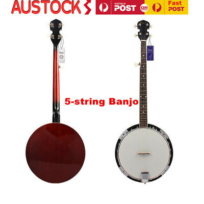 High Quality Handmade 5-string Banjo