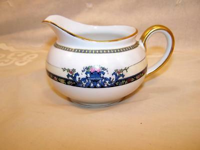 Beautiful Antique 1920's Noritake Japan China DAVENTRY Creamer Cream Pitcher