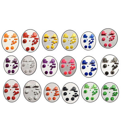 New For Nintendo Gamecube Controller Mod Complete button set with Thumbsticks