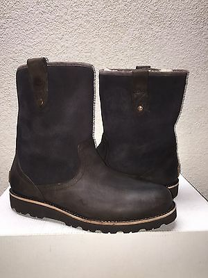 8c8800110b0 UGG STONEMAN TL STOUT WATERPROOF LEATHER Boot US 8 / EU 40.5 / UK 7 - NEW