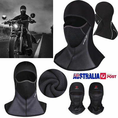 FULL FACE THERMAL ATHLETIC MASK HIGH Quality Free Shipping AA