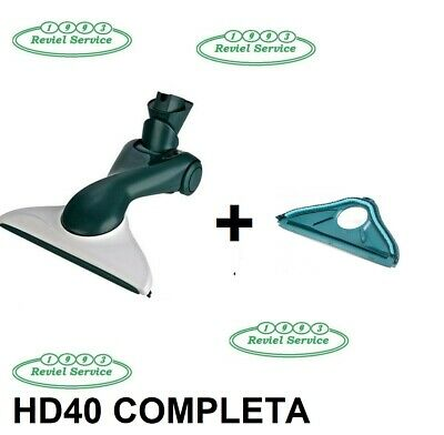 Folletto Spazzola Hd40 Per Aspirapolvere Vk135 Vk136 Vk140 Vk150 - Compatibile