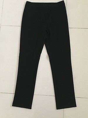 "Girls Black School Trousers by Banner Waist 26""/66cm, Length 29""/74cm, Polyester"