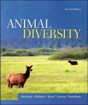 Animal Diversity by Larry S. Roberts International Edition