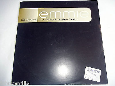 "Emmie - I Thought It Was You - 12"" Record / Vinyl - Telstar - 12Stas3144Cp"
