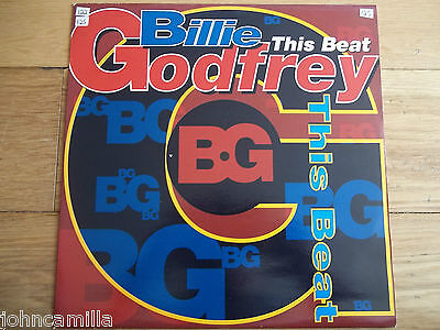 "Billie Godfrey - This Beat 12"" Record / Vinyl - Pulse 8 Records - 12Lose61"