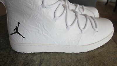 eed584a1988556 New Size 11.5 Nike Mens Nike Air Jordan Galaxy Basketball Shoes 820255-100