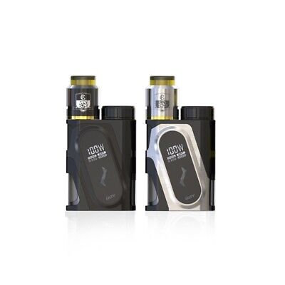 iJoy Capo Squonk Kit - 9ml- Batteria inclusa-