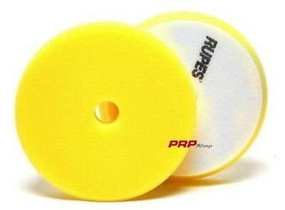 Tampone LUCIDATURA Giallo Fine RUPES 130/150 MM detailing Bigfoot 2 PEZZI