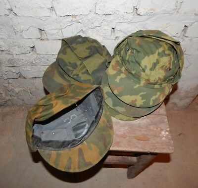 VSR 93 CAP Russian Army military hat camouflage FLORA different size 59,60,61,62