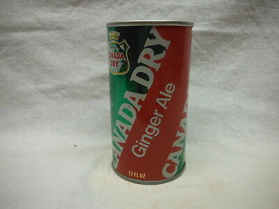 Canada Dry Ginger Ale Soda Can-Chicago,ill. #54*