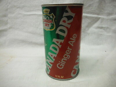 Canada Dry Ginger Ale  Soda Can-St. Paul,minn. #53*