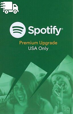 Spotify PREMIUM 12 month Warrenty  | Use Your OWN Account | Quick Delivery