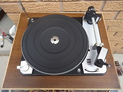 Vintage Dual 1009 Record Player Turntable