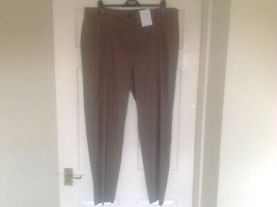 NWTG M&S Classic Size 20 Ladies Trousers Long Straight leg CN 185/94A