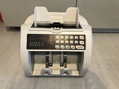 Kobell A8780 Currency Counter, Bank Note Professional Quality Money Counter
