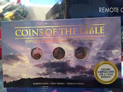 Coins of the Bible : Replica Coins from Biblical Times