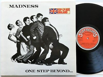 Madness - One Step Beyond…LP  (Stiff Records  6.24174 AO  SEEZ 17)