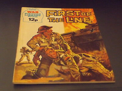 WAR PICTURE LIBRARY NO 1549 !,dated 1978 !,TOPS for age,great 40 !YEAR OLD issue