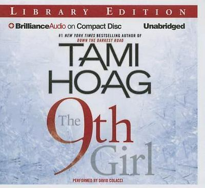 The 9th Girl by Tami Hoag (2013, CD, Unabridged)