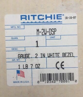 Ritchie compass repeater for electronic compass M-2W-DSP New In Box
