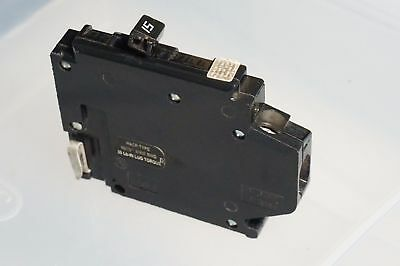 Crouse Hinds MH115L 1 pole 15 amp 120 volt Circuit Breaker Left Hook NEW