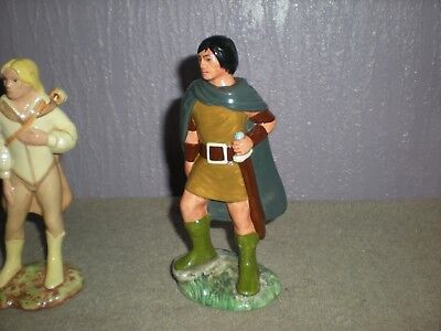 Royal Doulton Lord Of The Rings /  Middle earth  Figure  - Aragon HN2916