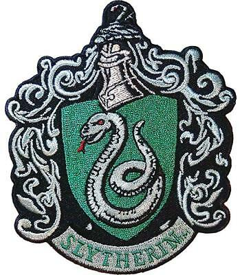 Gryffindor Harry Potter Hogwarts Slytherin Patch High Quality Iron/sew On