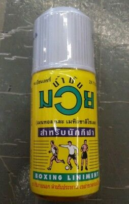 NammanMuay Thai Boxing Oil Liniment Muscular Pain Relief120cc