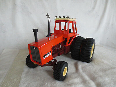 Ertl 1/16 Scale Allis Chalmers 7080 Maroon Belly Farm Toy Tractor