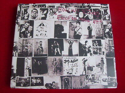 The Rolling Stones Exile On Main Street - 2Cd Set New [ 0602527342955]