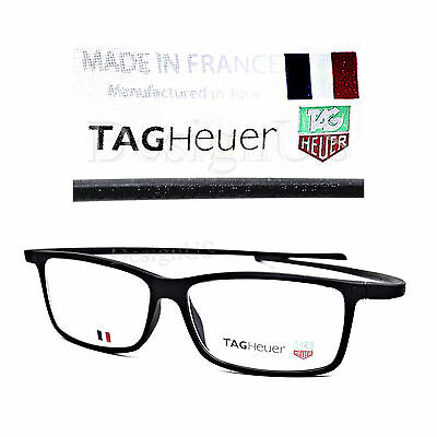 TAG Heuer TH 3055 001 TOG 05587 Eyeglasses size 55/15/140 Made in France - New