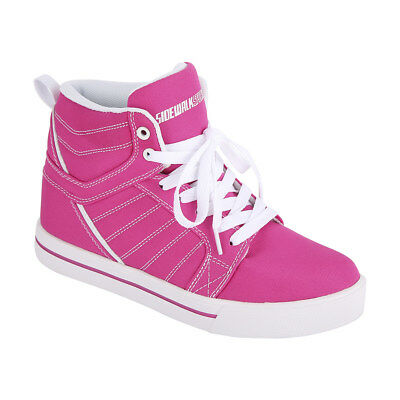 Sidewalk Sports Size 5 Pink High Top Skate Shoes