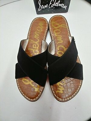 43194000d1b SAM EDELMAN SUSIE-GREIGE Kid Suede Leather Size 8 M -  64.00
