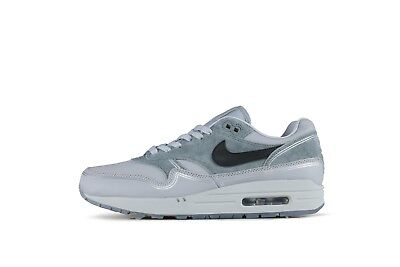 5d1669cbae4 Nike Air Max 1 Pompidou Pack By Night Av3735-001 Wolf Grey Running Shoes  Sneaker