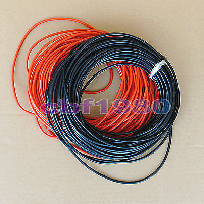 14 AWG Silicone Wire - 14 Gauge Silicone Wire 10 feet - Flexible Silicone Wire