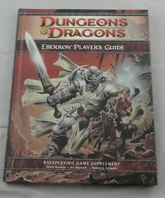 Dungeons and Dragons d20 4th Ed - Eberron Player's Guide (HC, 2009) WTC23965