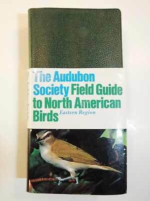 The Audubon Society Field Guide To North American Birds Eastern Region Book